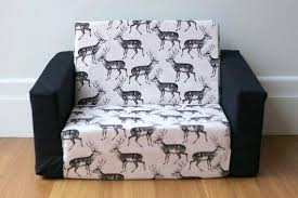 fold out couch for kids. Kids Fold Out Sofa Or Inspiration About Flip Cover Black On White Deer . Couch For H