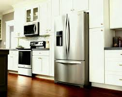 small white kitchens with white appliances. Full Size Of Kitchen Ice Colored Appliances Trends Uk Cabinets New Mixing White And Stainless Kitchens Small With E