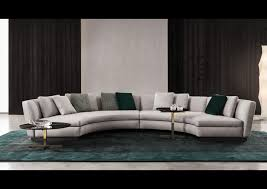 Seymor sofa by Minotti