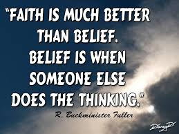 Quotes About Faith Enchanting R Buckminster Fuller Quotes Askideas