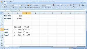 Interest Calculation Spreadsheet Simple Interest Calculation In Excel Sheet Download Example Of