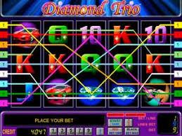 Игровые аппараты диамант алмазное трио