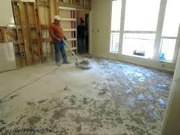 removing vinyl flooring from concrete how to remove floor tiles linoleum glue best way carpet