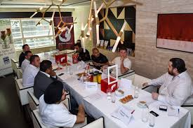 chefs roundtable at tresind nassima royal hotel dubai