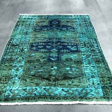 turquoise overdyed rug green rug turquoise nuloom vintage inspired overdyed rug turquoise nuloom turquoise overdyed rug