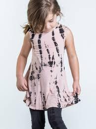 Joah Love Marina Blushed Tunic Dress Size 4