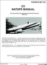 Navair 4 5 Org Chart Navair 00 80t 105 Cv Natops Manual