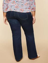 7 For All Mankind Maternity Size Chart Indigo Blue Plus Size Secret Fit Belly Stretch Boot Cut