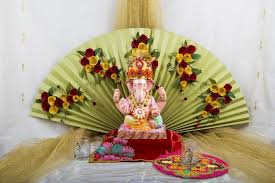 amazing ganesha decoration ideas for ganesh chaturthi festival