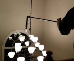 changing a light fixture to a ceiling fan practical cute to change light bulb in