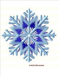 Free Snowflake Machine Embroidery Designs Snowflake Applique