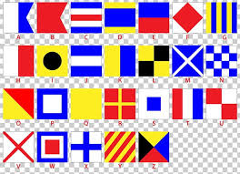Click on the image to see a larger version. International Maritime Signal Flags Alphabet Flag Semaphore Letter International Code Of Signals Png Clipart Alphabet Angle