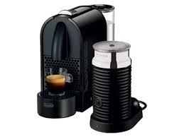 Nespresso U Machine U Black En110bae Coffee Makers Nespresso Delonghi Australia