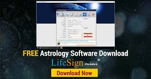 Free Astrology And Horoscope Software Download Lifesign