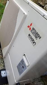 Heatpump Installation 85kw Mitsubsihi Ecodan Air Source Heat Pump Installation In