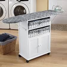 Ironing board furniture Iron Board Folding Ironing Board Cabinet 2basket Cottagestyle Ironing Board From Through The Country Door Pinterest Folding Ironing Board Cabinet 2basket Cottagestyle Ironing Board
