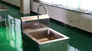 stainless steel hand sink with foot pedal sink ideas foot pedal sink foot pedal sink controls