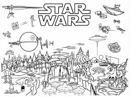 Small Picture Star Wars Coloring Pages The Light Saber Master Yoda and Many