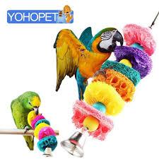 ซ อท ไหน pet bird toys parrot toys funny intelligence mini skateboard toy stand perch toy for parakeet atiels bird ในประเทศไทย