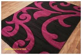 beautiful pink and black area rugs pink and black damask area rug ue53