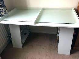 ikea corner office desk.  Ikea Ikea Office Desk Instructions Home Decor Cool Glass Top    Inside Ikea Corner Office Desk K