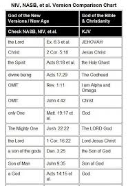 New Age Bible Versions By G A Riplinger Niv Nasb Et Al