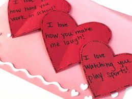 Although we express how we feel almost every other day of the year, on valentine's day, it's always more difficult to put feelings on paper. Write Love Notes To Your Kids For Valentine S Day Savvy Sassy Moms