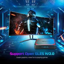 Vontar Amlogic S905W4 Android 9,0 TV Box X96 Mini Plus Quad Core A53 Dual  Wifi 4K Set Top Box google Stimme Youtube X96Mini|Digitalempfänger