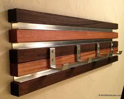 modern wall mounted coat rack furniture coat racks modern wall