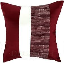 maroon decorative pillows. Modren Decorative With Maroon Decorative Pillows U