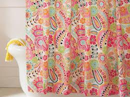 colorful shower curtains. Plain Curtains Subtle Color Inside Colorful Shower Curtains HGTVcom