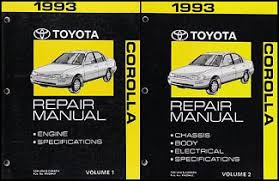 toyota corolla wiring diagram manual wiring diagram and hernes 94 corolla fuse box diagram 1996 toyota 1993 toyota corolla repair manual