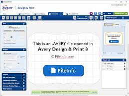 Avery Design Print Download Avery File Extension What Is An Avery File And How Do I
