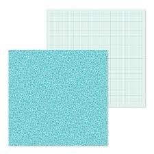 Doodlebug Design Petite Prints Floral And Graph Swimming