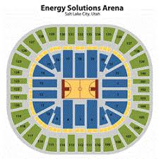 Ticket Monster Guide For Energy Solutions Arena In Salt Lake
