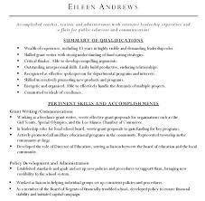 Grant-Writer-Resume