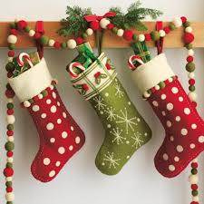 how to decorate a christmas stocking. Exellent Christmas Christmas Stockings Decorating Ideas_06 Images Source  For How To Decorate A Stocking R