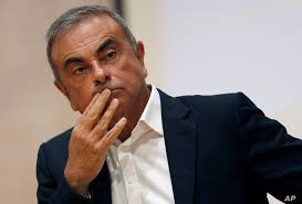US <b>Father and Son</b> Handed Over to Japan Over Ghosn's Escape ...
