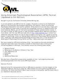 Owl At Purdue University Printable Handouts Using American