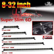 14 Inch Led Light Bar 6d Led Light Bar 8 14 20 25 6 32 Inch Offroad Led Bar Combo