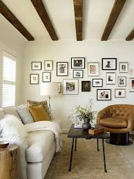 view in gallery elegant rustic living room with revival influences from jute interior design ideas for with distressing rustic living room