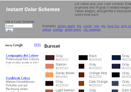 How To Search For The Perfect Color Scheme