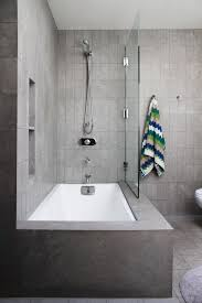 luxury bathtub shower combo 5 fresh way to shake up the look of a apartment therapy