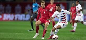 Concacaf Nations League 2019-20: USA vs ...