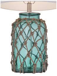blue glass lamp. Blue Glass Lamp