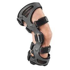 Breg Knee Brace Size Chart Breg Fusion Oa Plus Osteoarthritis Knee Brace Large Left