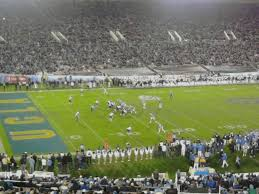 Rose Bowl Seating Chart Ucla Football Rose Bowl Section 2 L Row 71 Seat 5 Ucla Bruins Vs