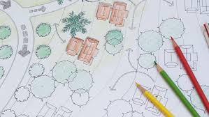 landscape architecture blueprints. Landscape Architect Designs Blueprints For Resort. - HD Stock Footage Clip Architecture