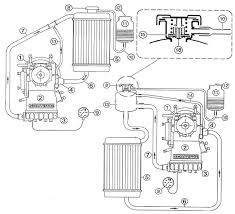 rotax 582, rotax 618 inverted radiator installation diagram Rotax 912 at Rotax 532 Wiring Diagram