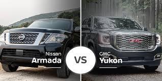 Nissan Armada Vs Gmc Yukon